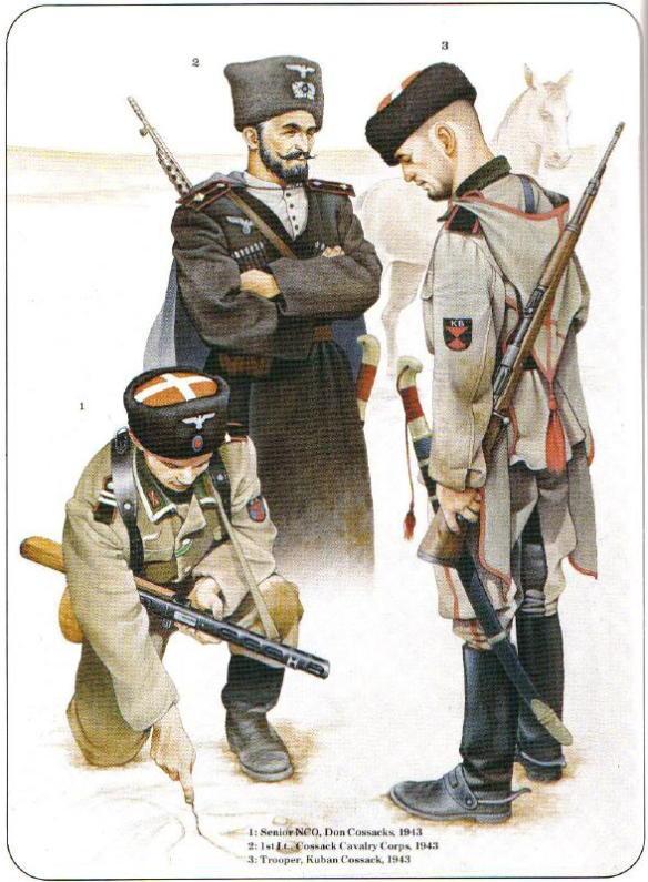 German-Cossack