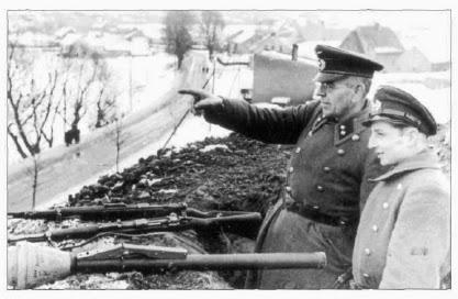 Volkssturm   Weapons and Warfare