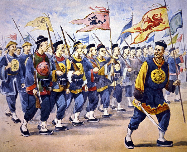what was the boxer uprising