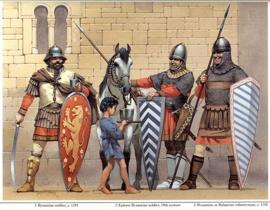 The Military of the Byzantines | Weapons and Warfare