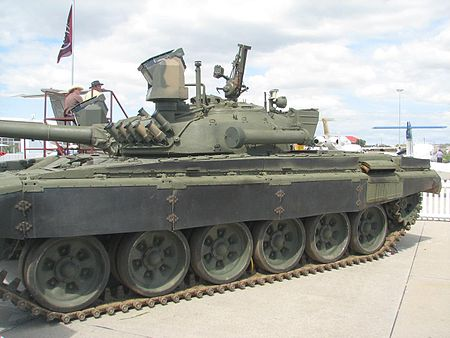 Upgraded T 72m1 Mbt Weapons And Warfare