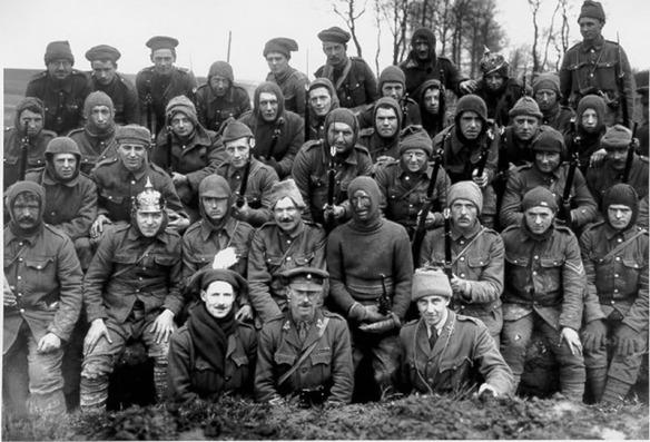 73-British Trench Raiders