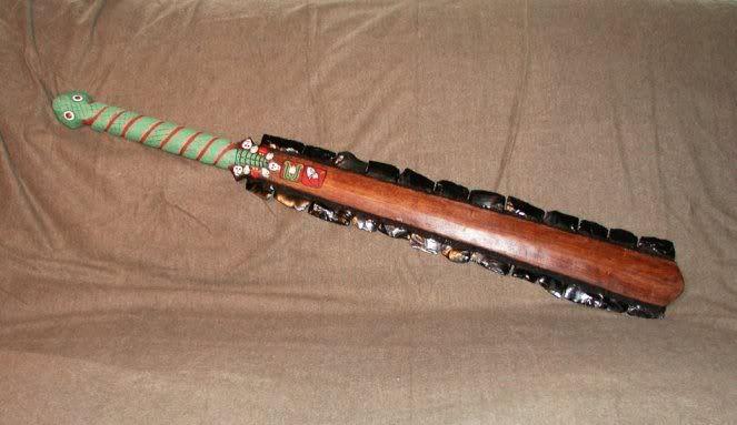 Macuahuitl | Weapons and Warfare  Macuahuitl | We...