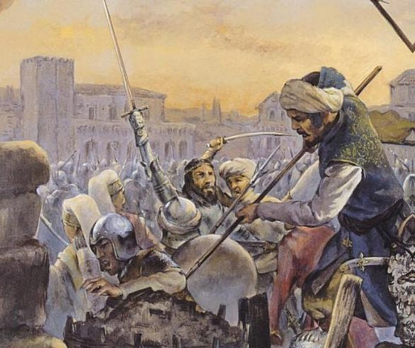 Fall Of Constantinople 1453 Weapons And Warfare