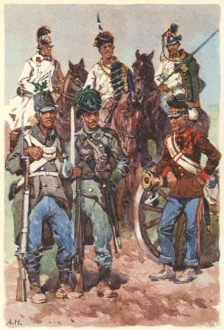 austrian_troops_of_1866