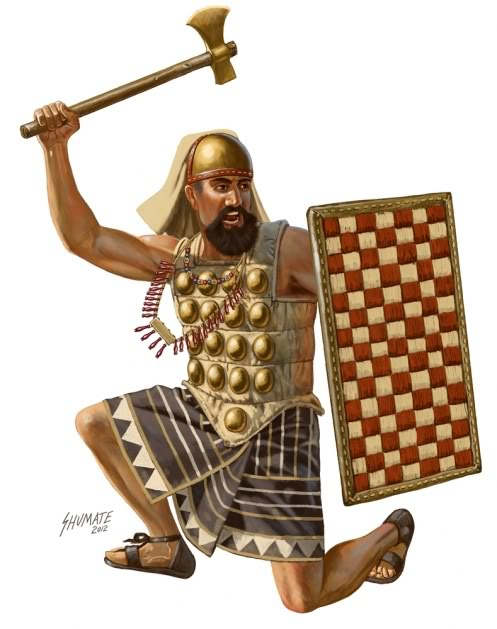 THE CANAANITES (1500-900 b. c. e) | Weapons and Warfare