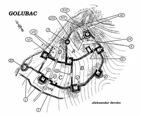 Golubacfortress