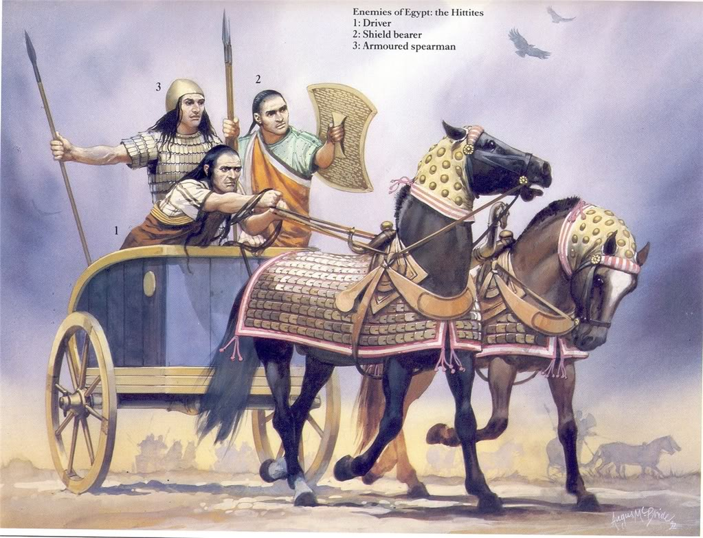 Image result for chariot battle ancient times