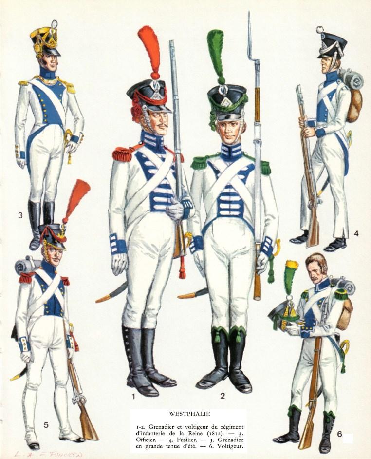 westphalia weapons and warfare