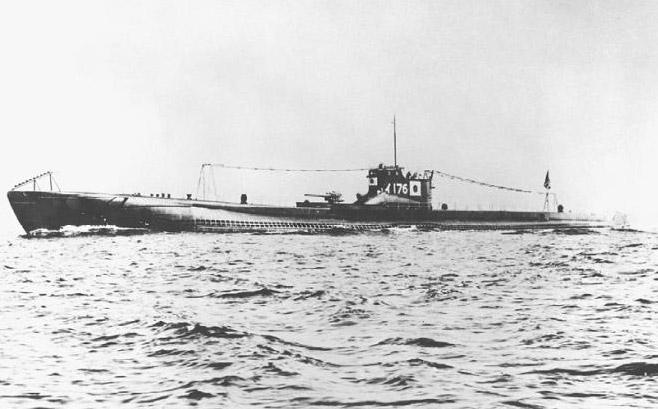 I-176_submarine