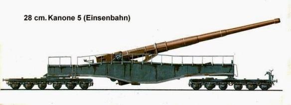 Krupp 28-cm-Kanone 5