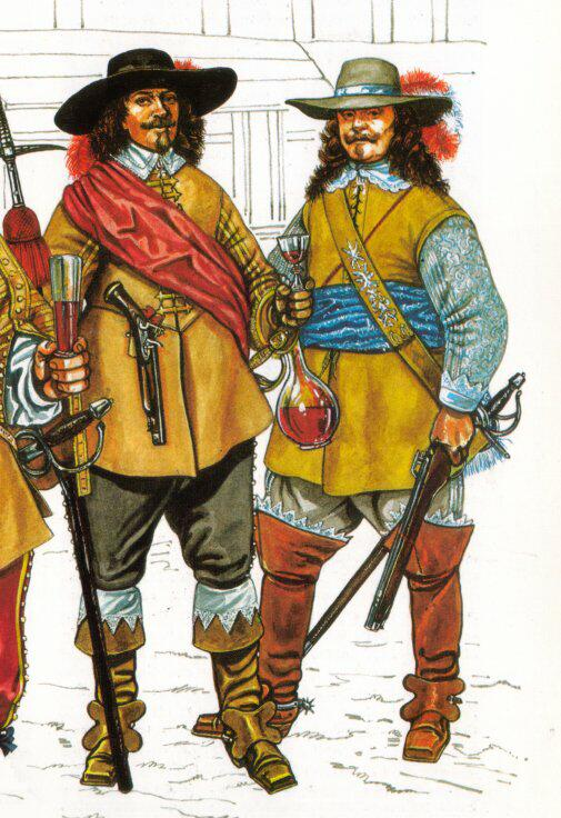 RoyalistOfficers