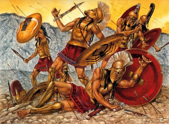 Sparta's finest hour