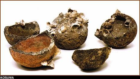 tetsuhau - Mongol grenades