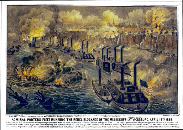 VicksburgBlockade