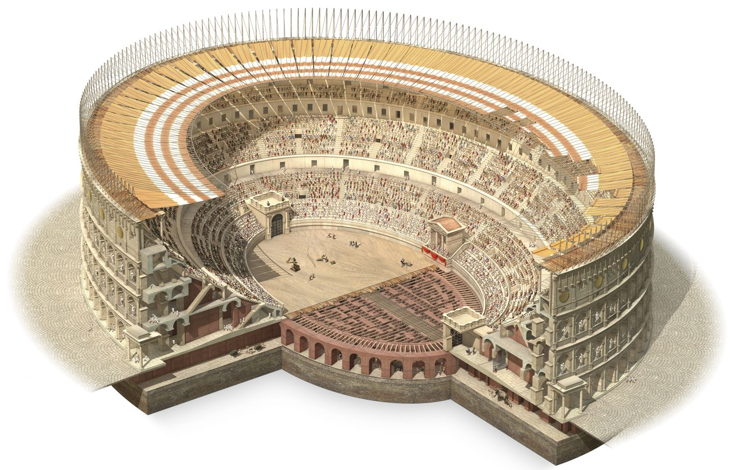 is the roman colosseum ethical The colosseum in rome is a giant amphitheatre, or arena, built in the first century ad today, it is the backdrop to a busy metropolis  code of ethics.