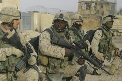 1st_bn_8th_marines_during_battle_of_fallujah_nov_2004 4 14_marines_in_fallujah marine infantry and artillery at fallujah 2004 us