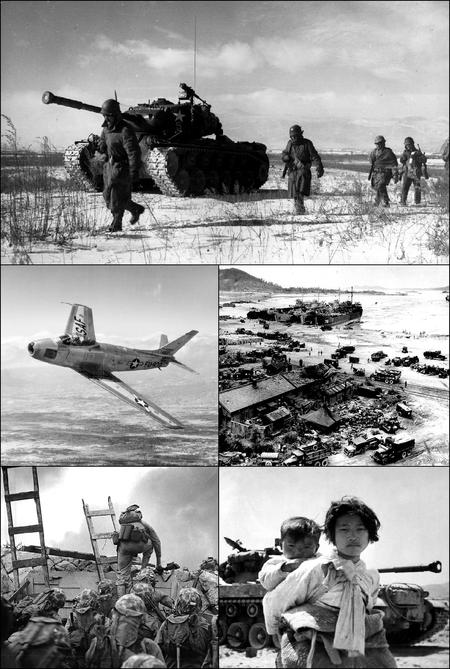 450px-Korean_War_Montage_2