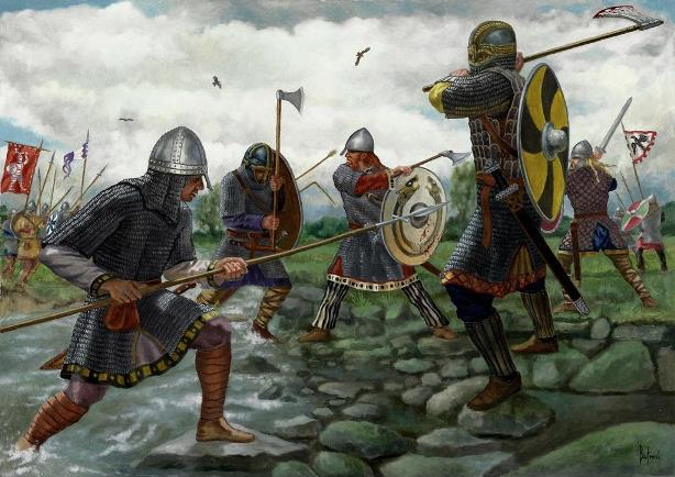 Danelaw | Weapons and Warfare