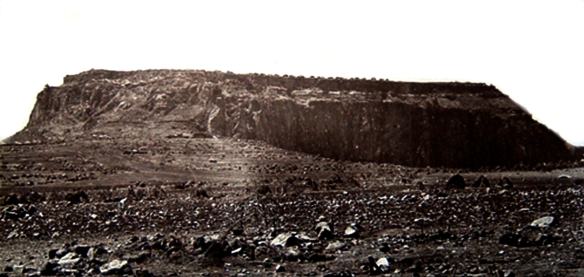 April_1868_Magdala_Fortress