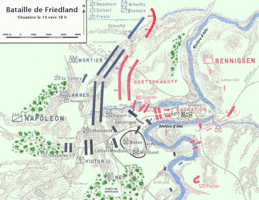 Bataille_de_Friedland_Map