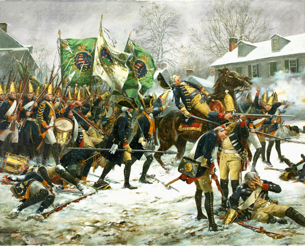Battle of Trenton | Weapons and Warfare