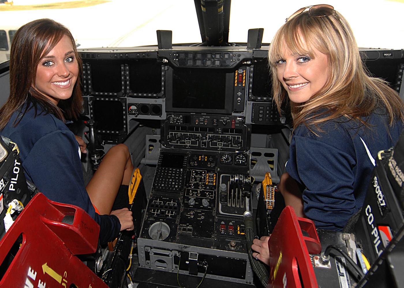 Inside A B52 Cockpit  Takeoff To Landing