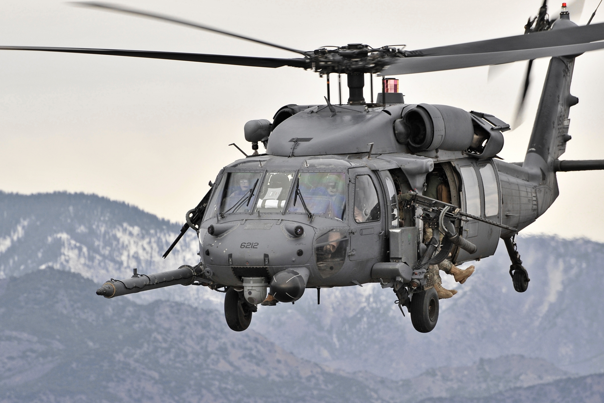 Blackhawk Helicopter – Special operations | Weapons and ...
