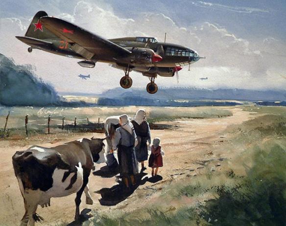 Ilyushin IL-4.DB-3F