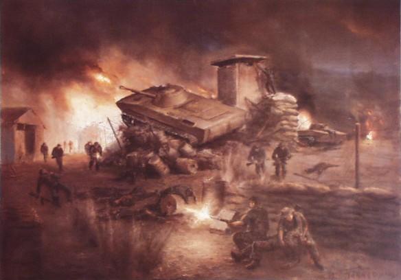Lang-Vei-Painting