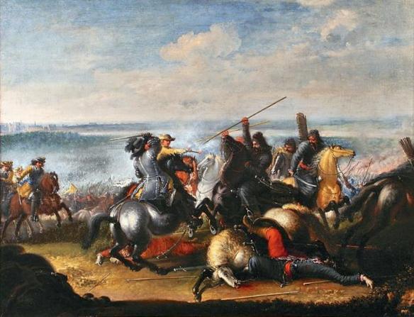 Lemke_Skirmish_with_Polish_Tatars