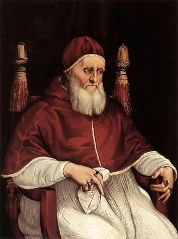 Raffaello_Sanzio_-_Portrait_of_Julius_II_-_WGA18799