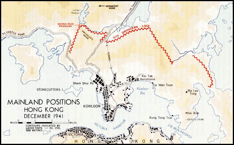 Hong kong 1941 weapons and warfare hong kong was a british crown colony of some four hundred square miles situated on the coast of southern china near the city of canton gumiabroncs Gallery
