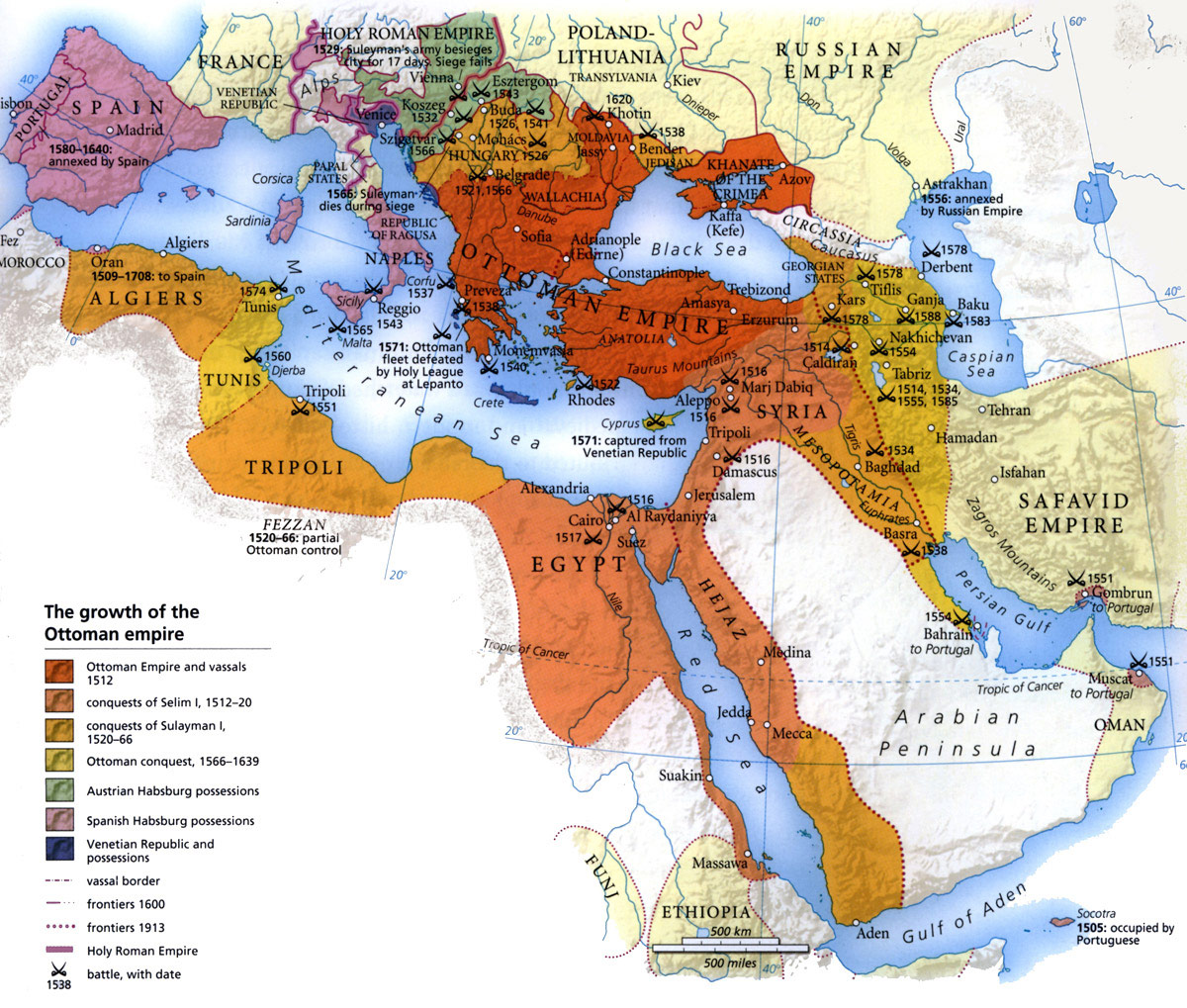 Ottomans – The European Challenge   Weapons and Warfare