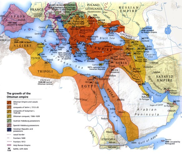 the-growth-of-the-ottoman-empire