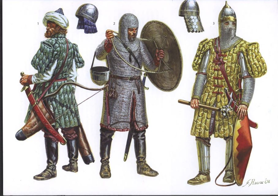 late roman and medieval