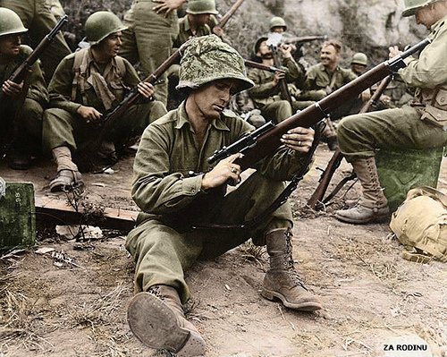 Us Army Wwii Weapons And Warfare