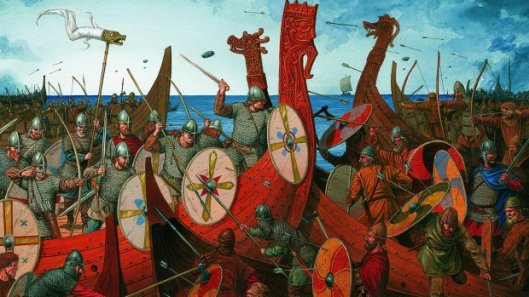 8068509-vikinger