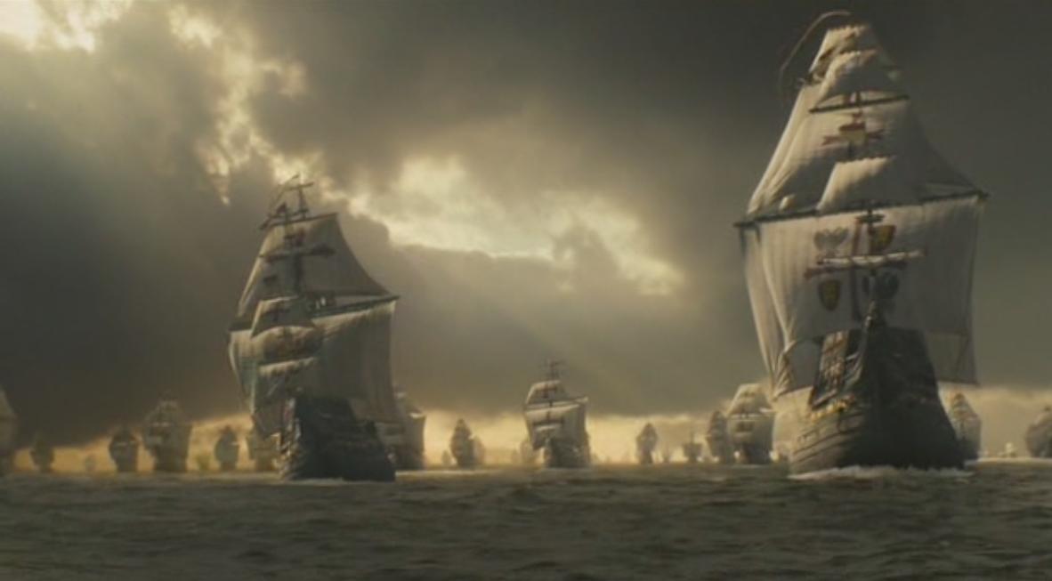 linvincible armada