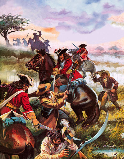 Battle of Sedgemoor 1685