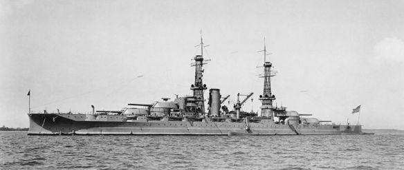 Btlshp USS Arizona NARA-5900075