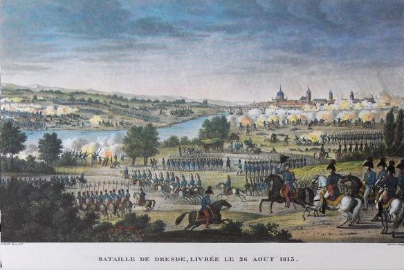 Slag bij Dresden 26 augustus 1813