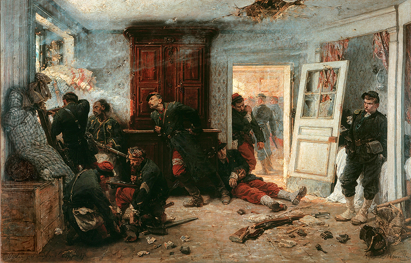 Battle of Gravelotte–St. Privat   Weapons and Warfare