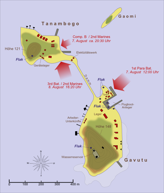 Karte_-_Gefechte_um_Gavutu-Tanambogo_1942