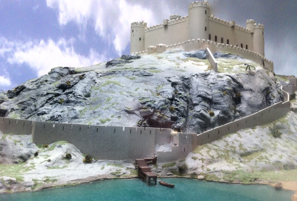 Reconstruction_of_Harlech_Castle