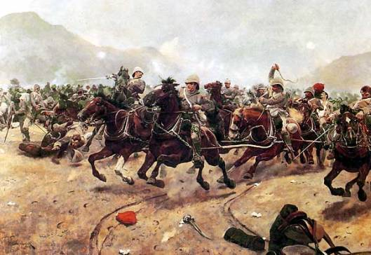 Royal_Horse_Artillery_fleeing_from_Afghan_attack_at_the_Battle_of_Maiwand