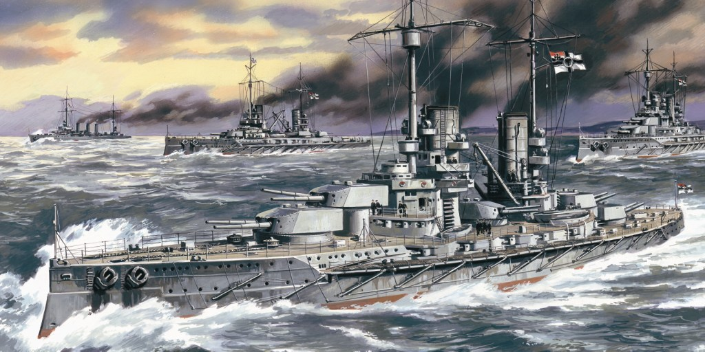 Naval Rivalry Anglo German Weapons And Warfare