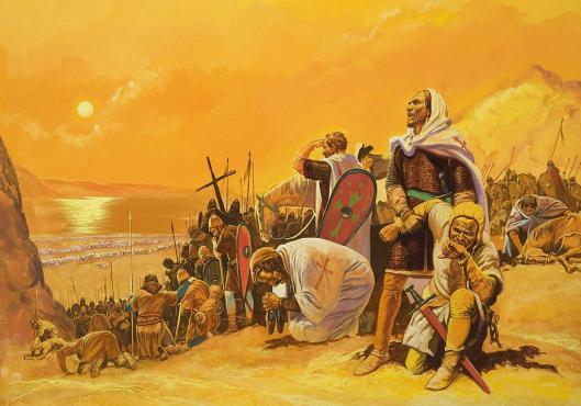 the-crusades-gerry-embleton