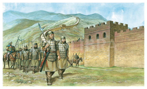 THE HAN EMPIRE AN OVERVIEW Weapons and Warfare