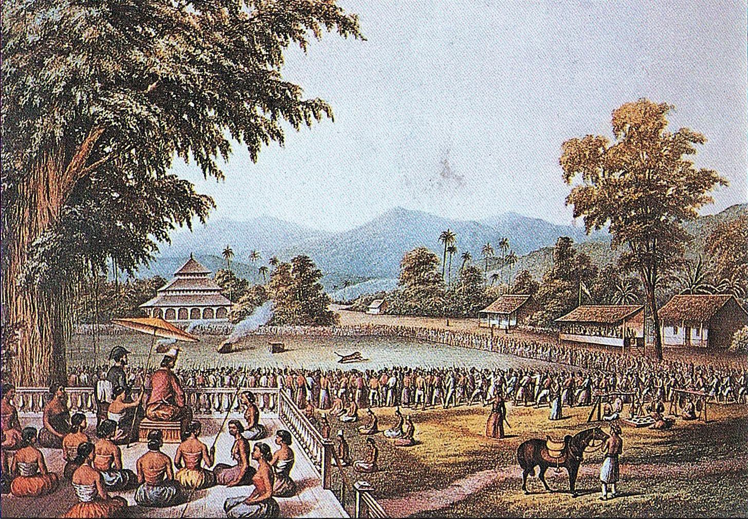 Invasion of Java (1811) Part I...